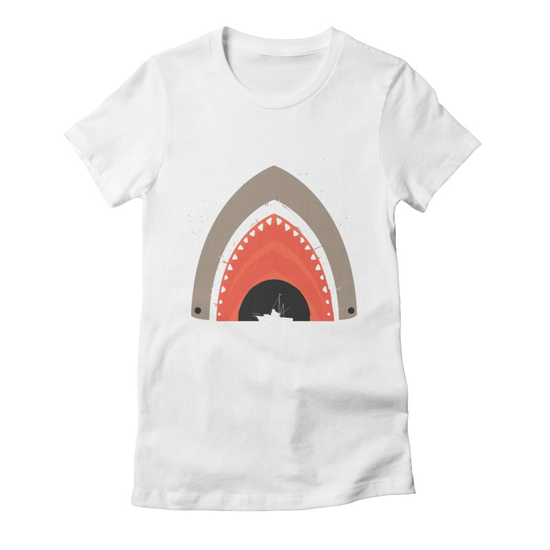 Great White Bite   by Ryder Doty Design Shop