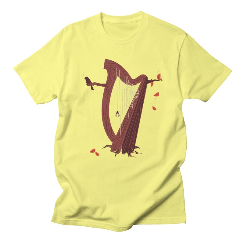 A Natural Sound Men's Regular T-Shirt by Ryder Doty Shop