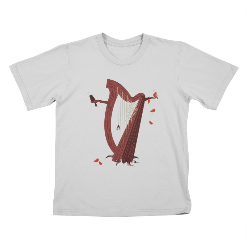 A Natural Sound Kids T-Shirt by Ryder Doty Shop