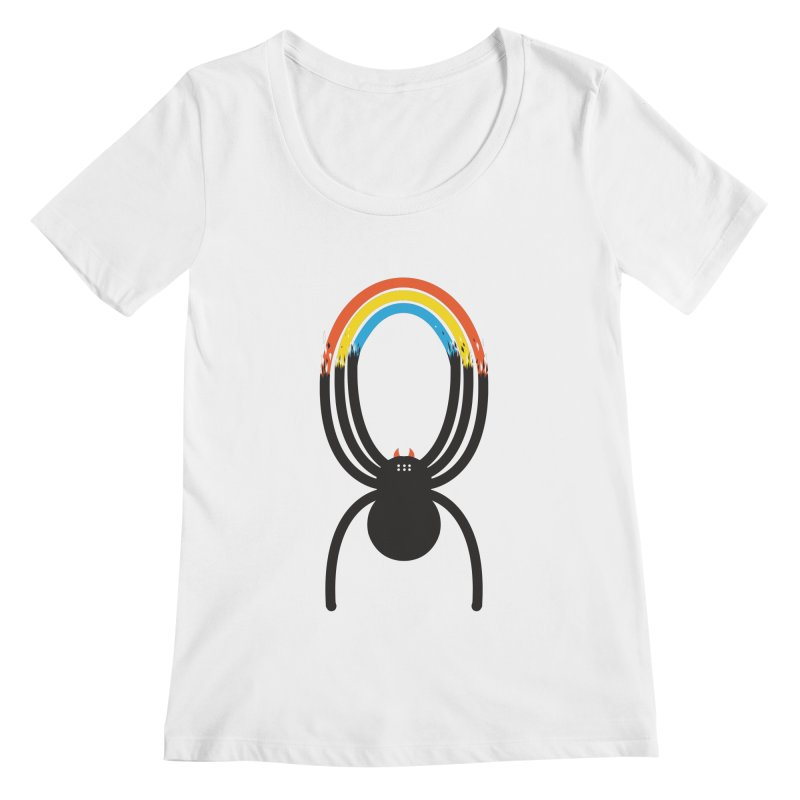 Spiders Are Rainbows   by Ryder Doty Design Shop