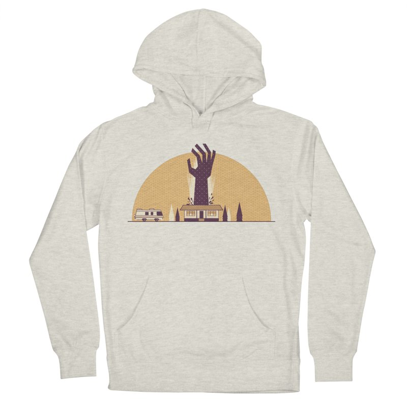 Cabin in the Woods Men's Pullover Hoody by Ryder Doty Shop