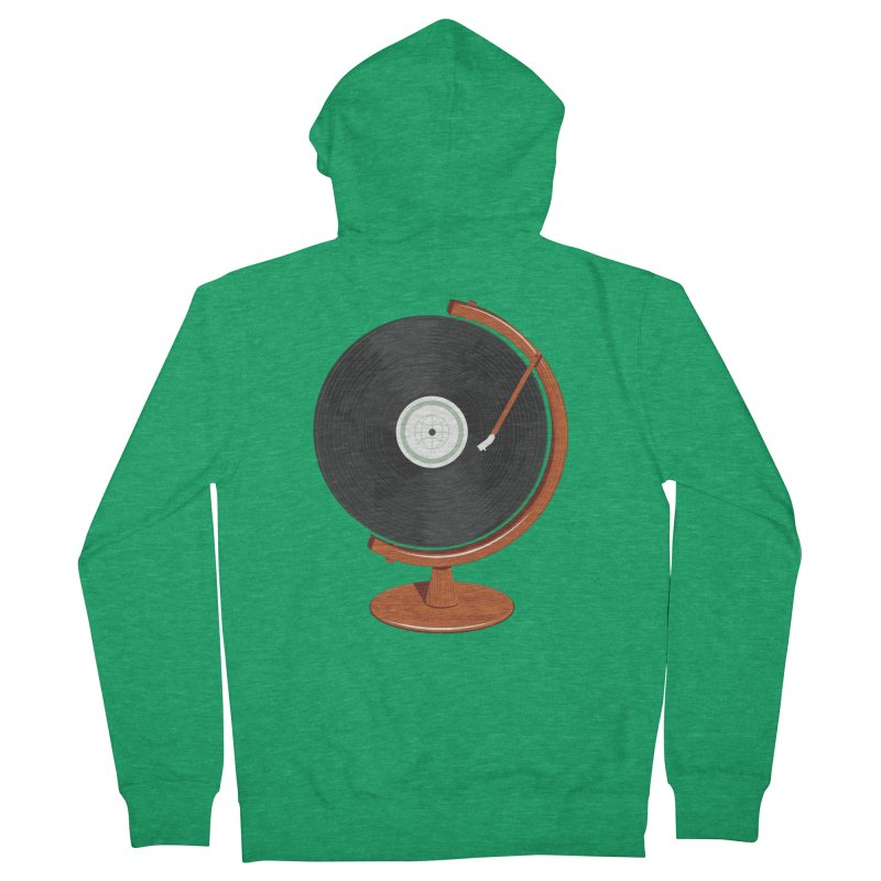 World Record Women's Zip-Up Hoody by Ryder Doty Shop
