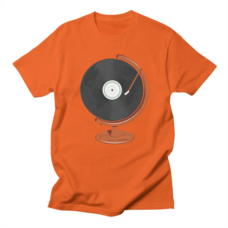 World Record Men's T-Shirt by Ryder Doty Shop