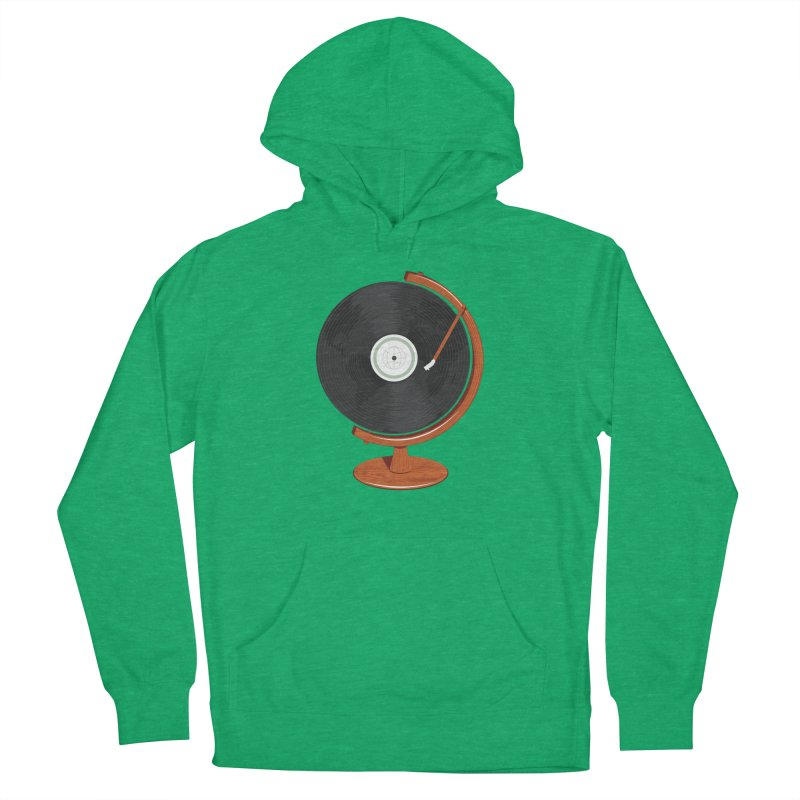 World Record Men's Pullover Hoody by Ryder Doty Shop