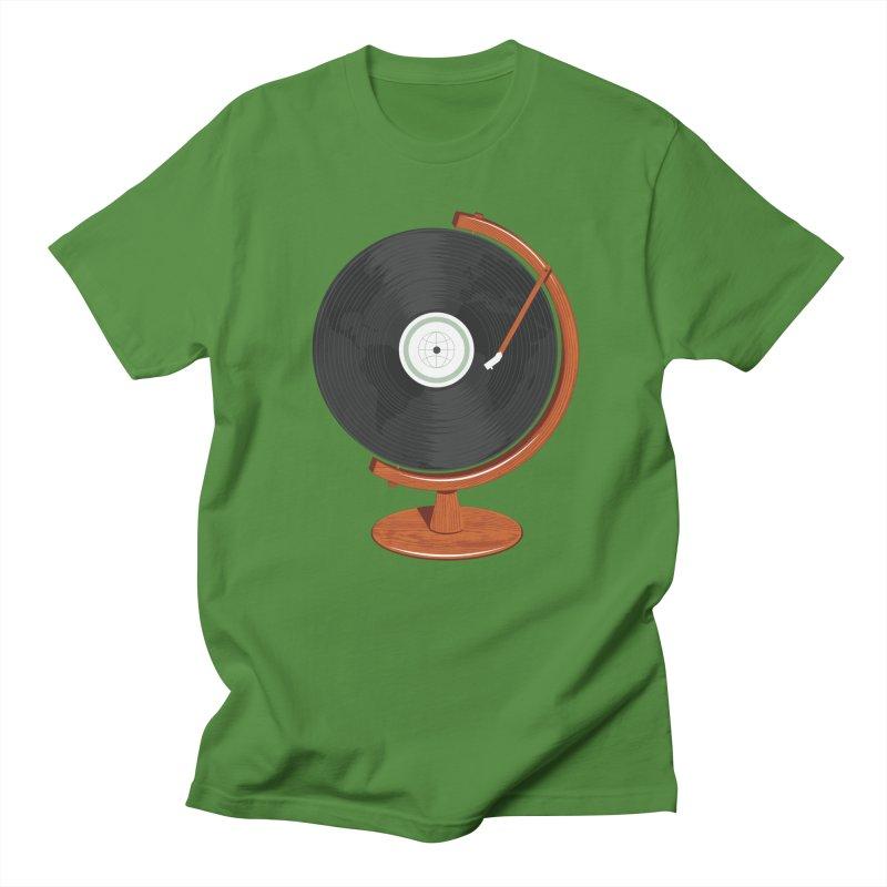 World Record Men's Regular T-Shirt by Ryder Doty Shop