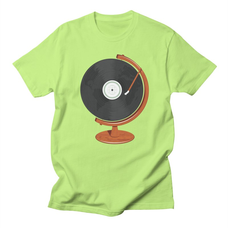 World Record Men's T-Shirt by Ryder Doty Shop