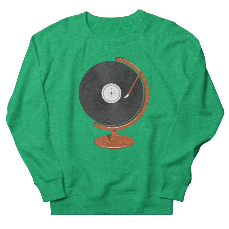 World Record Men's French Terry Sweatshirt by Ryder Doty Shop