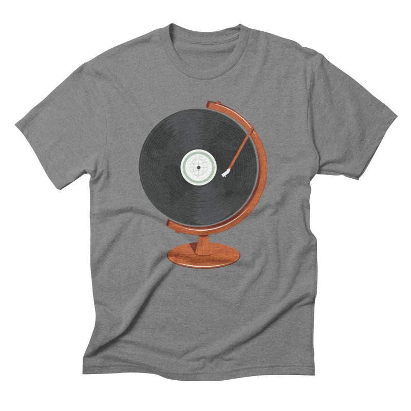 World Record Men's Triblend T-Shirt by Ryder Doty Shop