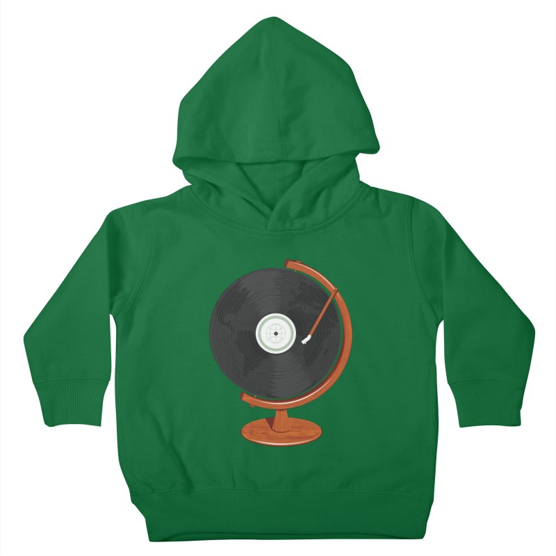 World Record Kids Toddler Pullover Hoody by Ryder Doty Shop