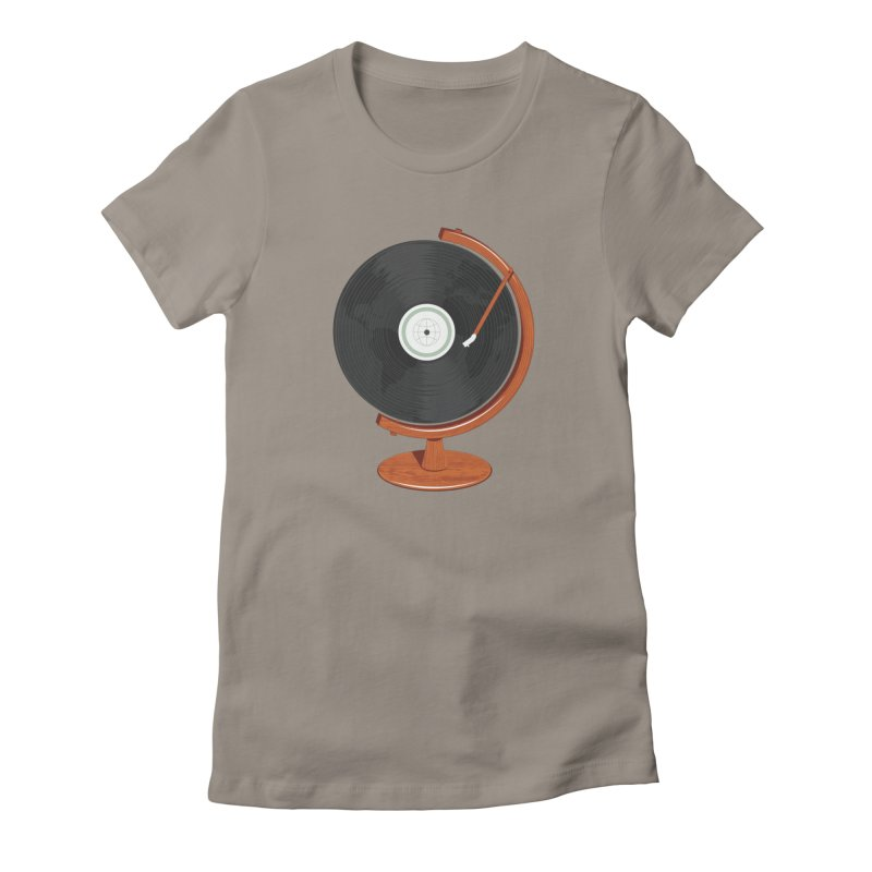 World Record Women's T-Shirt by Ryder Doty Shop