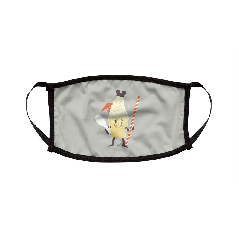 Dole Whip Accessories Face Mask by Ryder Doty Shop