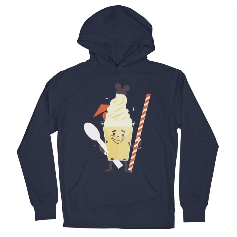 Dole Whip Men's French Terry Pullover Hoody by Ryder Doty Shop