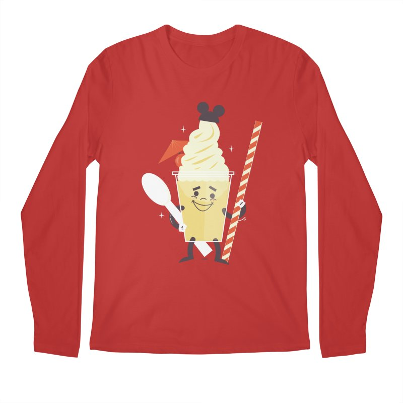 Dole Whip Men's Regular Longsleeve T-Shirt by Ryder Doty Shop