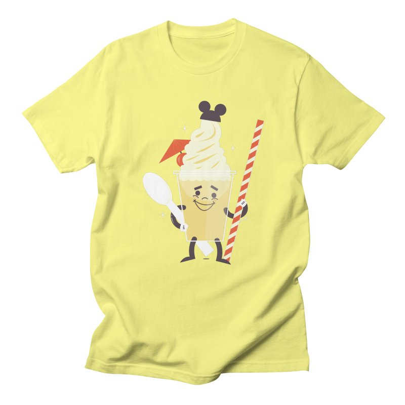 Dole Whip Men's T-Shirt by Ryder Doty Shop