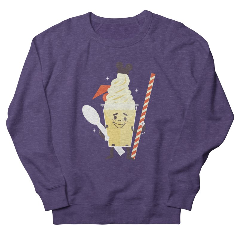 Dole Whip Men's French Terry Sweatshirt by Ryder Doty Shop