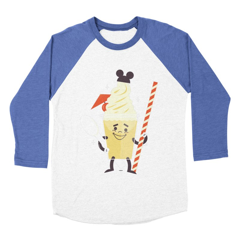 Dole Whip Women's Baseball Triblend Longsleeve T-Shirt by Ryder Doty Shop