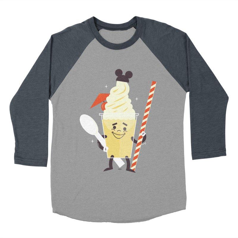 Dole Whip Women's Baseball Triblend T-Shirt by Ryder Doty Shop