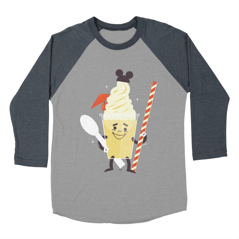 Dole Whip Men's Baseball Triblend Longsleeve T-Shirt by Ryder Doty Shop