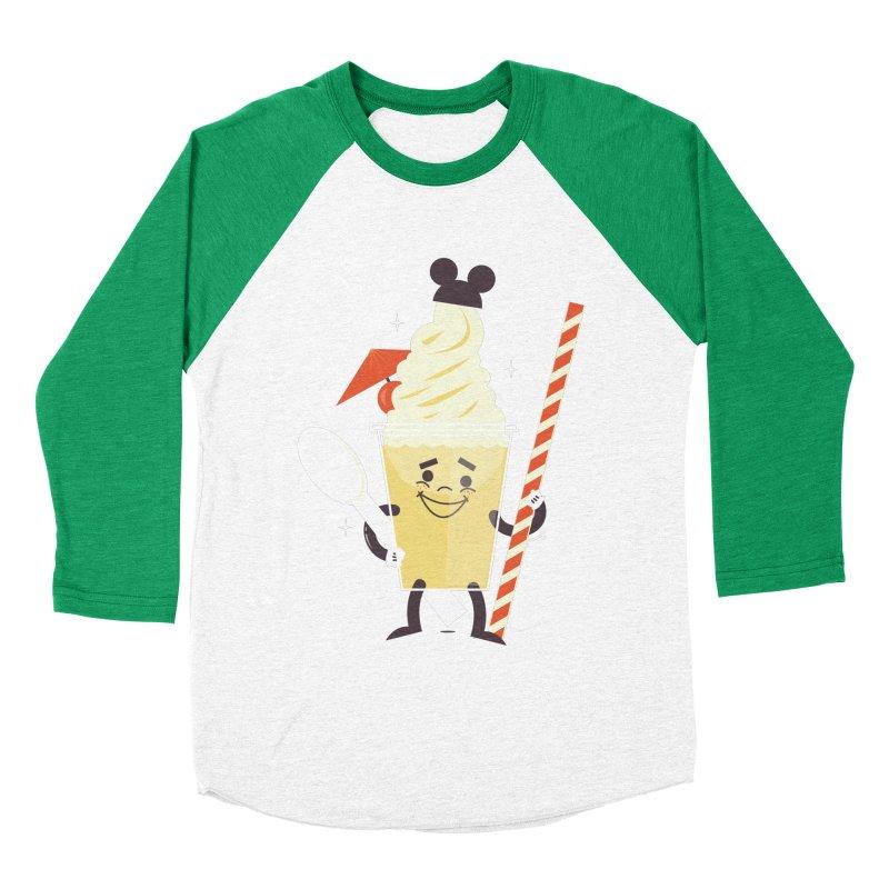 Dole Whip Men's Baseball Triblend Longsleeve T-Shirt by Ryder Doty Shop