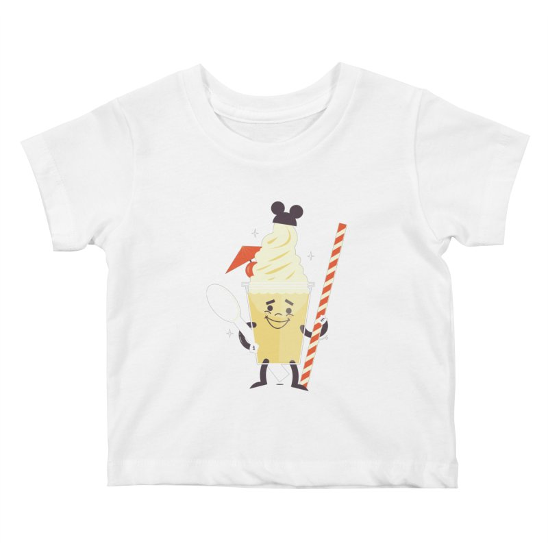 Dole Whip Kids Baby T-Shirt by Ryder Doty Shop