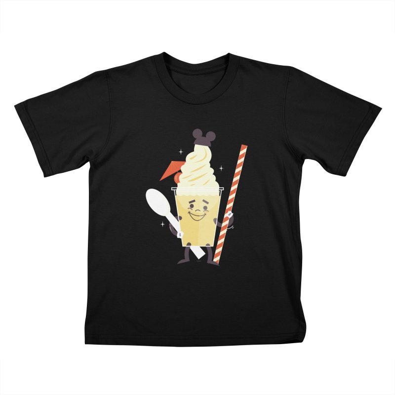 Dole Whip Kids T-Shirt by Ryder Doty Shop