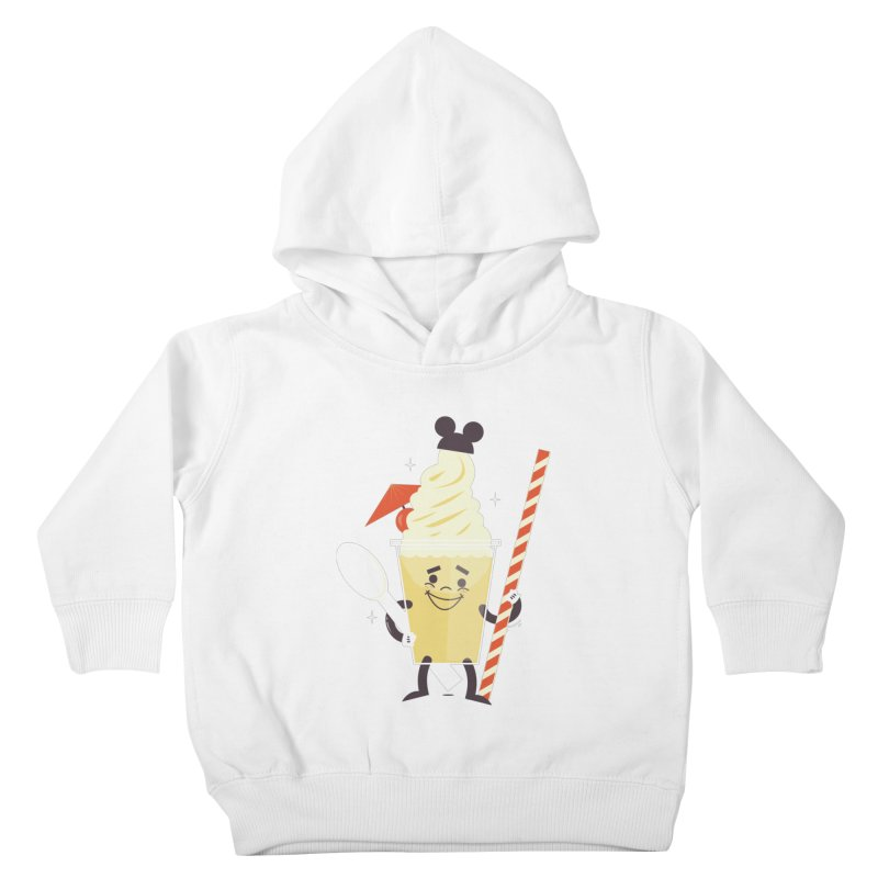Dole Whip Kids Toddler Pullover Hoody by Ryder Doty Shop