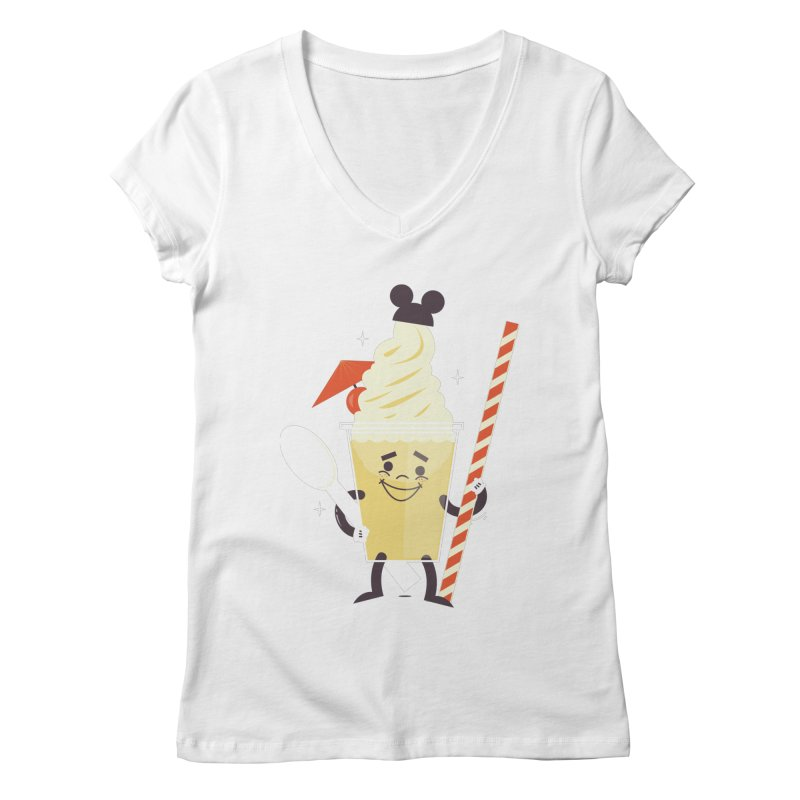 Dole Whip Women's V-Neck by Ryder Doty Shop