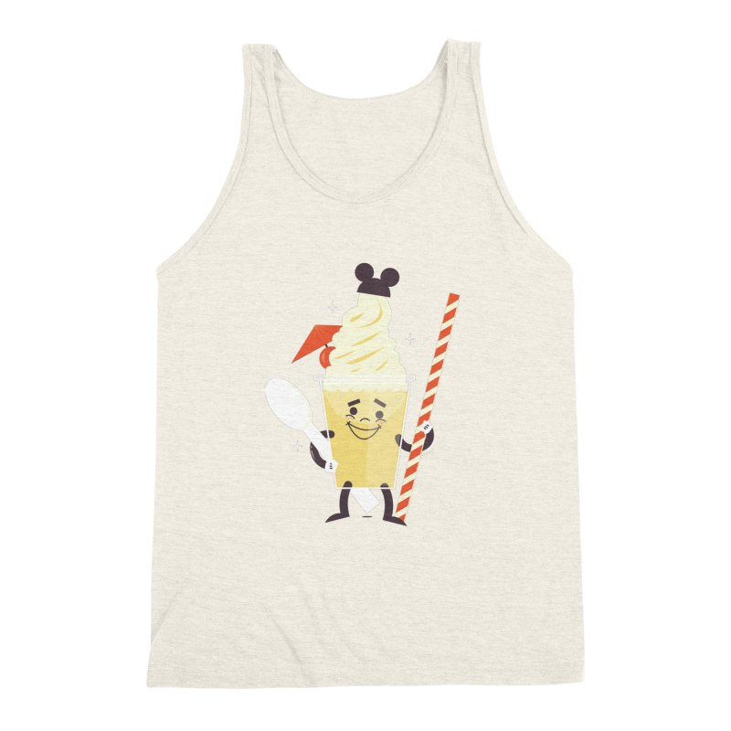 Dole Whip Men's Triblend Tank by Ryder Doty Shop
