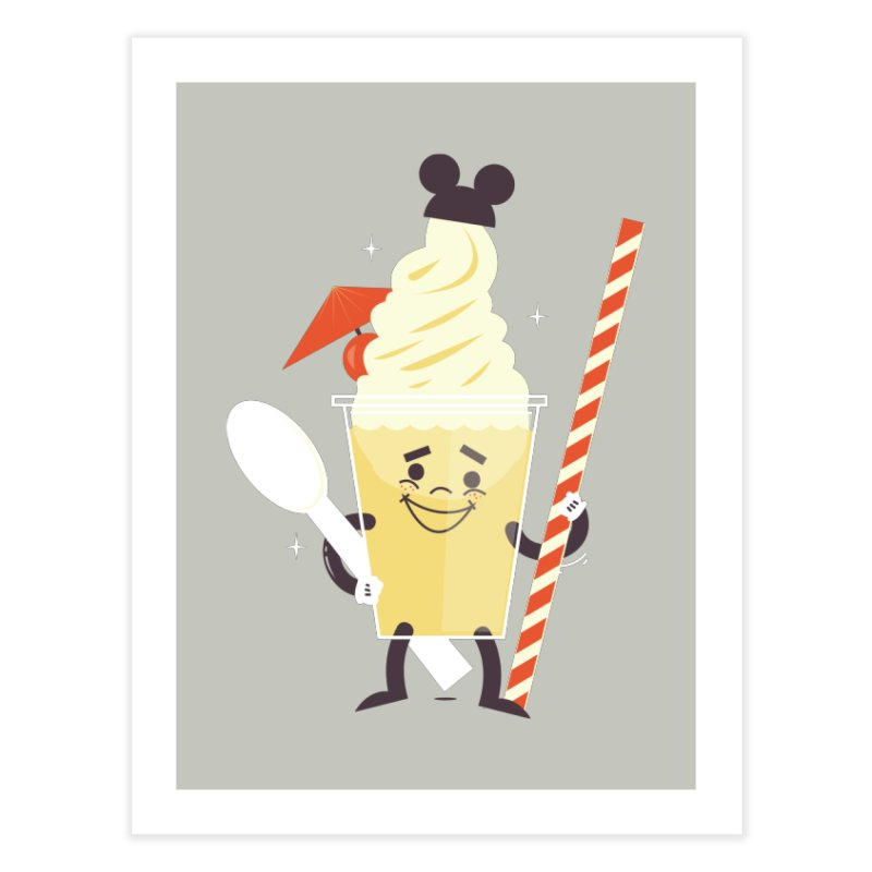 Dole Whip Home Fine Art Print by Ryder Doty Shop