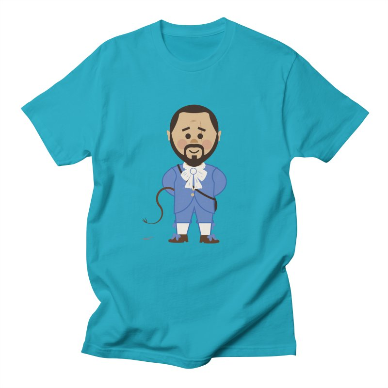 Django Unchained Men's Regular T-Shirt by Ryder Doty Shop