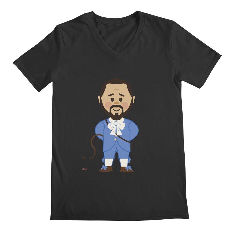 Django Unchained Men's Regular V-Neck by Ryder Doty Shop