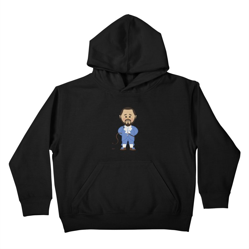 Django Unchained Kids Pullover Hoody by Ryder Doty Shop