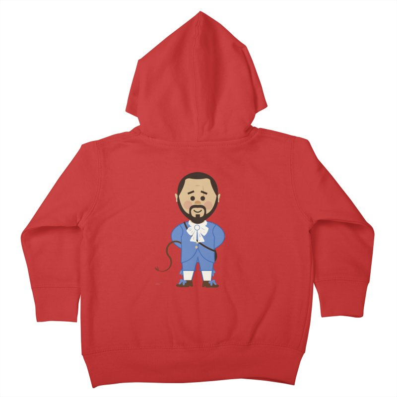 Django Unchained Kids Toddler Zip-Up Hoody by Ryder Doty Shop