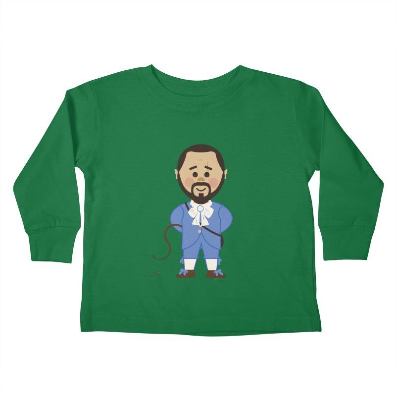 Django Unchained Kids Toddler Longsleeve T-Shirt by Ryder Doty Shop