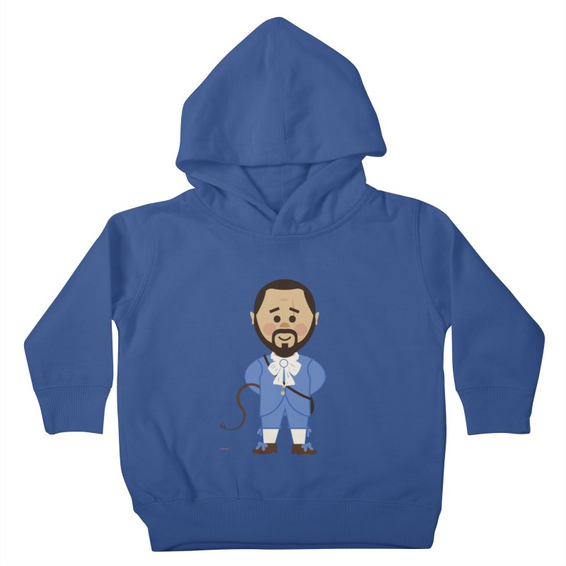 Django Unchained Kids Toddler Pullover Hoody by Ryder Doty Shop