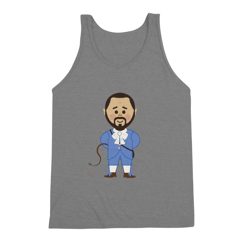 Django Unchained Men's Triblend Tank by Ryder Doty Shop