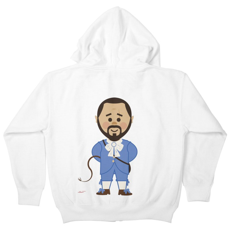 Django Unchained Kids Zip-Up Hoody by Ryder Doty Shop