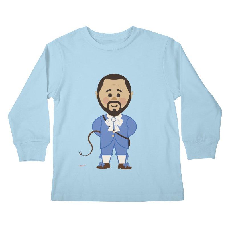 Django Unchained Kids Longsleeve T-Shirt by Ryder Doty Shop
