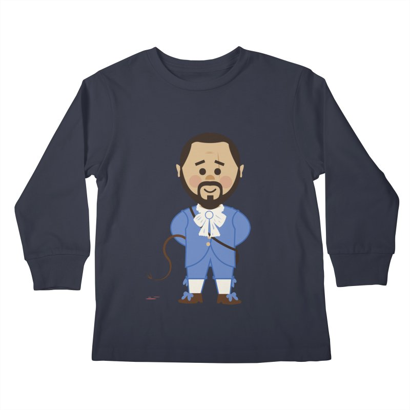 Django Unchained Kids Longsleeve T-Shirt by Ryder Doty Shop