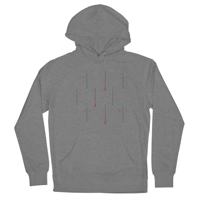 Arrows Women's Pullover Hoody by Ryder Doty Shop