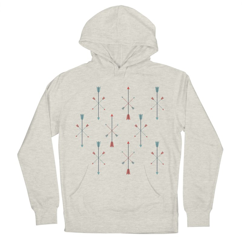 Arrows Men's Pullover Hoody by Ryder Doty Shop