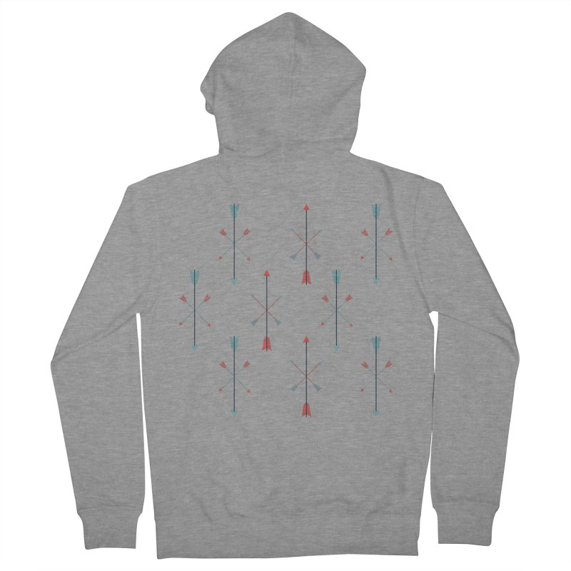 Arrows Women's Zip-Up Hoody by Ryder Doty Shop