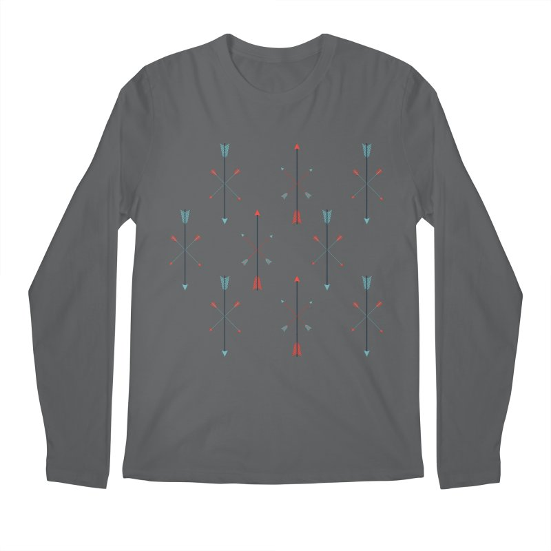 Arrows Men's Regular Longsleeve T-Shirt by Ryder Doty Shop