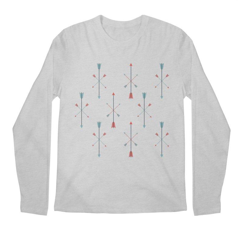 Arrows Men's Regular Longsleeve T-Shirt by Ryder Doty Shop