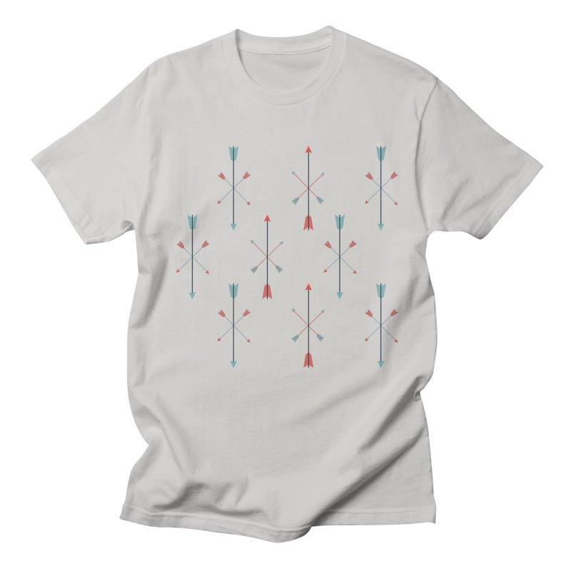 Arrows Men's Regular T-Shirt by Ryder Doty Shop