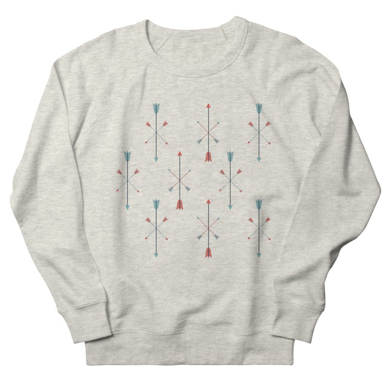 Arrows Women's French Terry Sweatshirt by Ryder Doty Shop