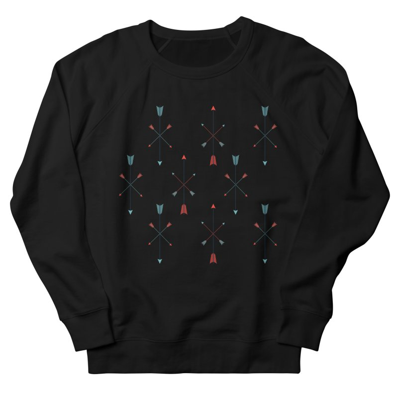 Arrows Men's Sweatshirt by Ryder Doty Shop