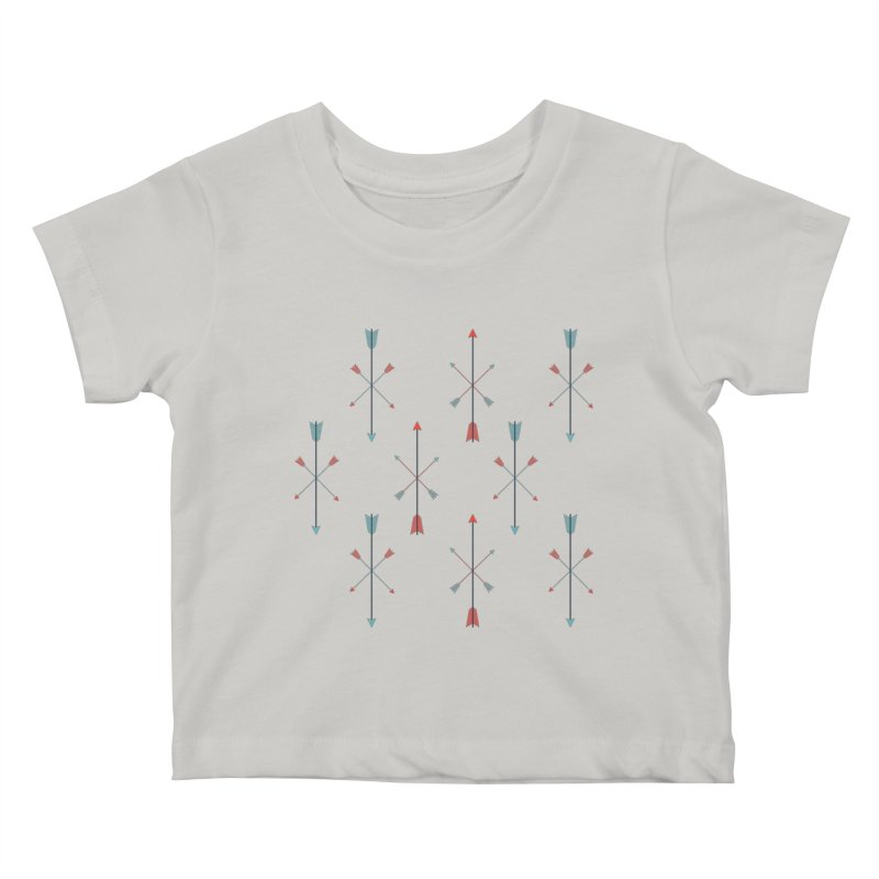 Arrows Kids Baby T-Shirt by Ryder Doty Shop