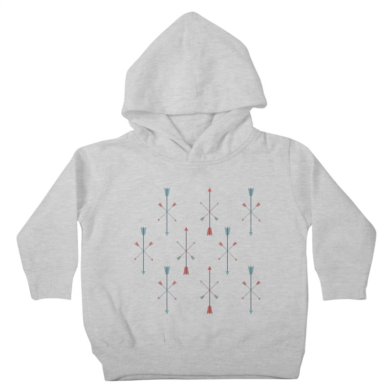 Arrows Kids Toddler Pullover Hoody by Ryder Doty Shop