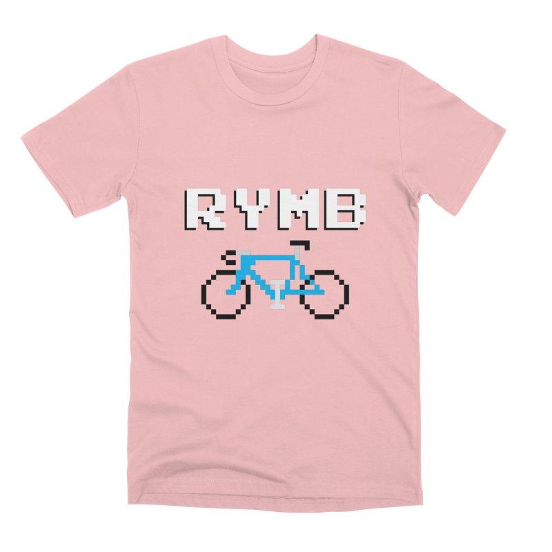 8-Bit RYMB Men's Premium T-Shirt by RYMB Everyday